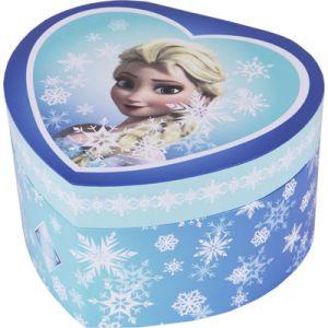 Trousselier Boîte à musique La Reine des Neiges Grand coeur Elsa