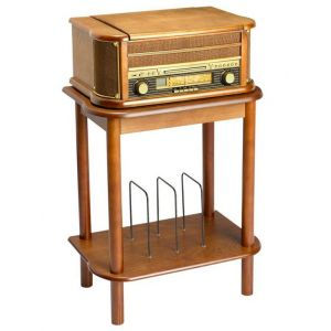 Soundmaster SF510 Support d'équipement DVD et Audio Marron - Supports d'équipements DVD et Audio (Marron, 2 kg)