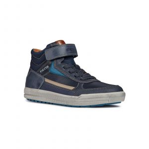 Geox Arzach - Baskets montantes - bleu marine
