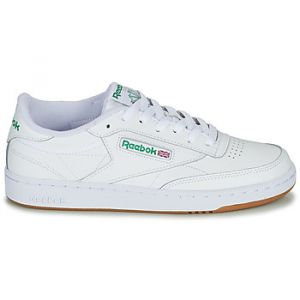 Reebok Baskets basses Classic CLUB C 85 Blanc - Taille 35,40 1/2