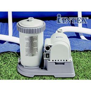 Intex 56634 - Filtre épurateur à cartouche 9,5 m3/h - 220-230 Volts
