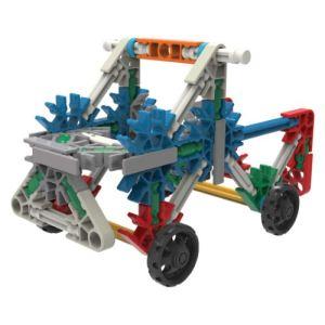 K'Nex 33118T - Camion : premières constructions