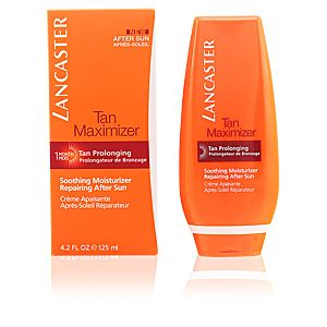 Lancaster Tan Maximizer Prolongateur de Bronzage - Crème apaisante après-soleil réparateur