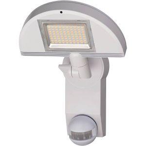 Brennenstuhl Lampe LED LH 8005 PIR IP44 blanc avec détecteur de mouvements 1179290621