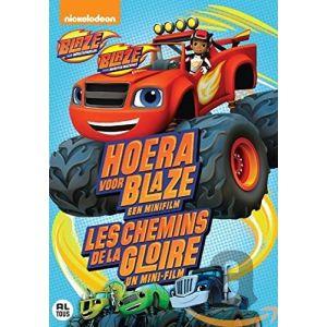 Blaze et les Monster Machine - Les Chemins de la Gloire [DVD]