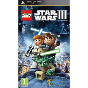 LEGO Star Wars III : The Clone Wars [PSP]