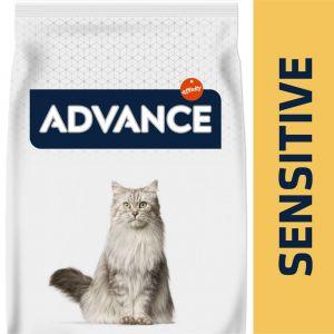 Advance Affinity Chat Adulte Sensitive Saumon et Riz, 10 kg