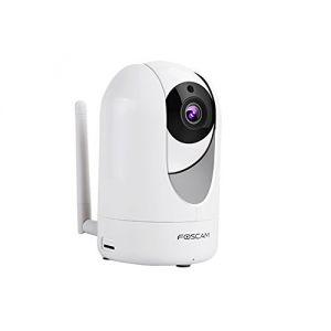 Foscam R2 - Caméra IP HD interieure motorisee infrarouge
