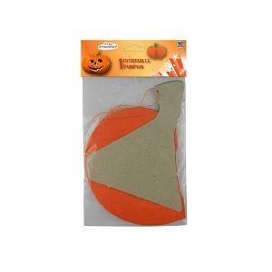 Dynastrib Citrouille papier Halloween