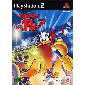 Donald : Qui Est Pk ? [PS2]