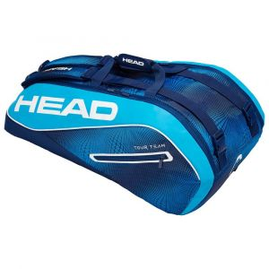 Head Sacs raquettes Tour Team Supercombi - Navy / Blue - Taille One Size