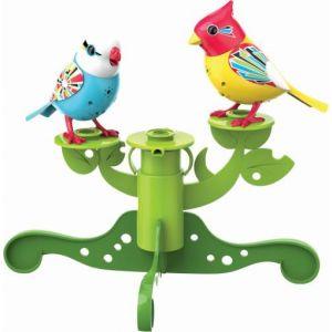 Silverlit Digibird Arbre + 2 oiseaux
