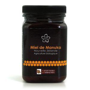 Comptoirs et Compagnies Miel de Manuka bio - 500 g Miel
