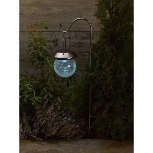 Lanterne Globe craquelé