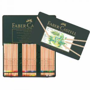 Faber-Castell Pitt - Crayons Pastels - Boîte de 60