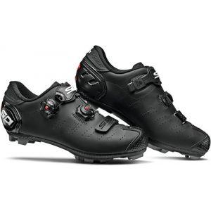 Sidi MTB Dragon 5 SRS - Chaussures Homme - noir 43,5 Chaussures VTT à cales