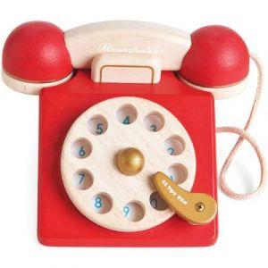 Le Toy Van Téléphone vintage en bois Honeybake