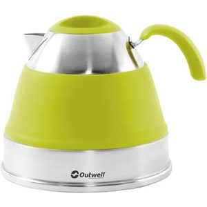 Outwell Collaps - Bouilloire pliable traditionnelle 2,5 L