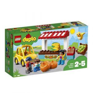Lego 10867 - Duplo Ma Ville : Le marché de la ferme