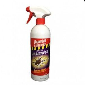 Algoflash Barrière à insectes spécial araignées 750 ml