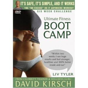 David Kirsch's Ultimate Fitness Boot Camp : 6 Week Challenge