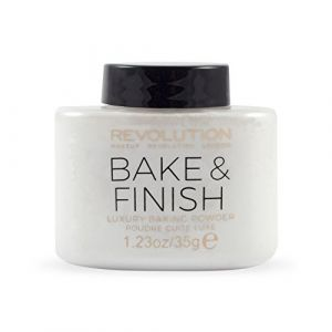 Makeup Revolution Bake & Finish - Poudre cuite luxe