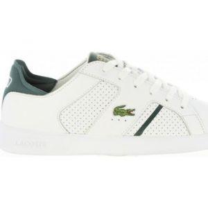 Lacoste Novas Ct 118 1 chaussures blanc vert 45 EU