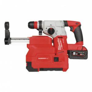 Milwaukee 4933448185 - Perforateur SDS FUEL Fixtec M18 CHXDE 502C 18V 5.0Ah