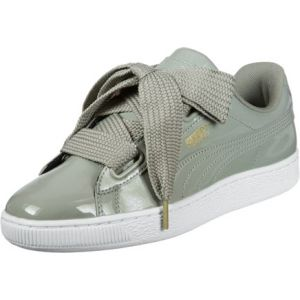 puma baskets heart
