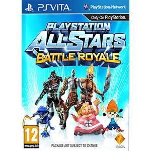 Playstation All-Stars Battle Royale [PS Vita]