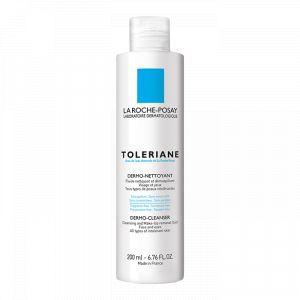 La Roche-Posay Toleriane - Dermo-nettoyant et démaquillant visage et yeux - 200 ml
