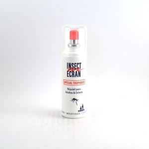 Insect Ecran Spécial Tropiques - Spray répulsif moustiques