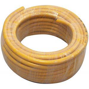 Cap Vert Tuyau propane PVC orange Diamètre intérieur 8 mm x extérieur 14 mm CAPVERT
