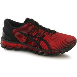 Asics Gel-Quantum 360 4, Chaussures de Running Homme, Multicolore (Red Alert/Black 600), 44.5 EU