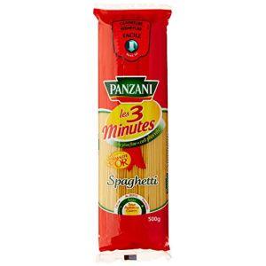Panzani Spaghetti - Le paquet de 500g