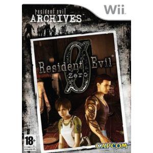 Resident Evil Zero [Wii]