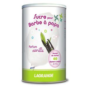 Lagrange Sucre à barbapapa goût vanille (1Kg)