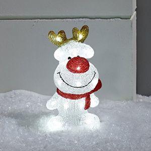 Renne Lumineux LED de Noël