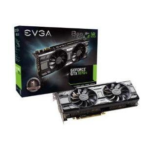 Evga 08G-P4-5671-KR - GeForce GTX 1070 Ti SC GAMING ACX 3.0 Black Edition 8 Go