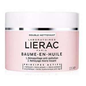Lierac Baume-en-huile - Démaquillant