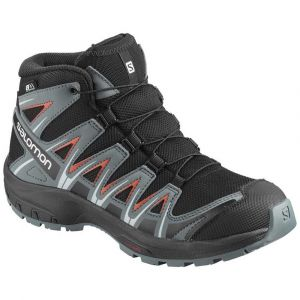 Salomon Chaussures de randonnée XA Pro 3D Mid CSWP Noir / Gris - Taille 34