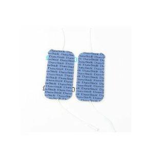 Compex 42214 - 2 électrodes à fil 5 x 10 cm
