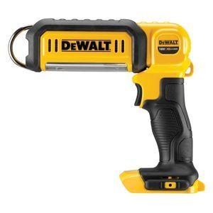 Dewalt DCL050 - Lampe LED 18V Li-ion faisceau large (sans batterie ni chargeur)