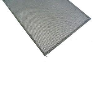 Sauter 60417 - Filtre métal anti-graisse (à l'unité) 530 x 269 mm pour hotte