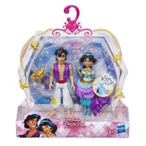 Hasbro Mini-poupée Disney Princess - Princesse et son prince
