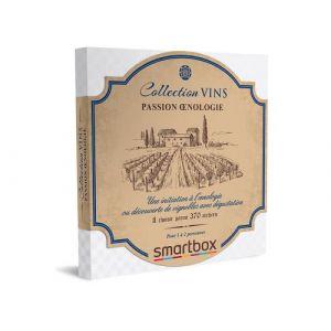 Smartbox Coffret cadeau Passion œnologie