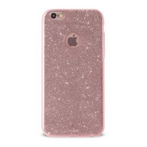 Puro IPC755SHINERGOLD - Coque de protection pour iPhone 7 Plus