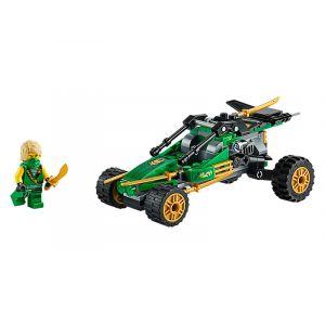 Lego Le buggy de la jungle - Ninjago - 71700