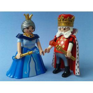 Playmobil 6378 - Le Roi et la reine