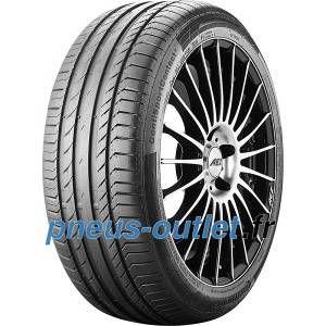 Image de Continental 285/40 R21 109Y SportContact 5 SUV XL AO FR